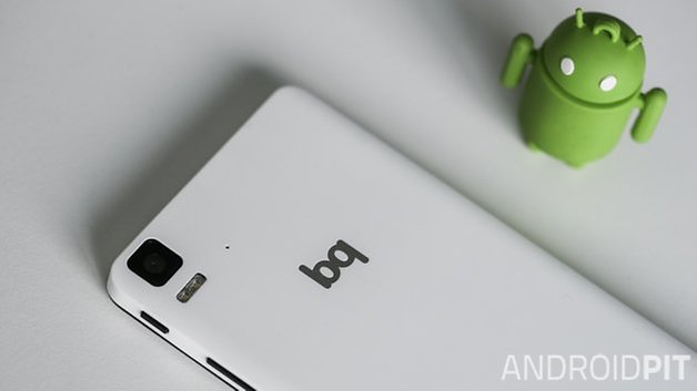 BQ Aquaris E5 review 5