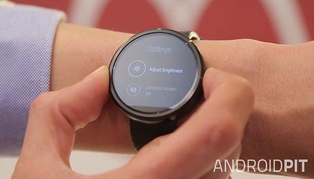 5 Trucos para mejorar la batería de los relojes con Android Wear