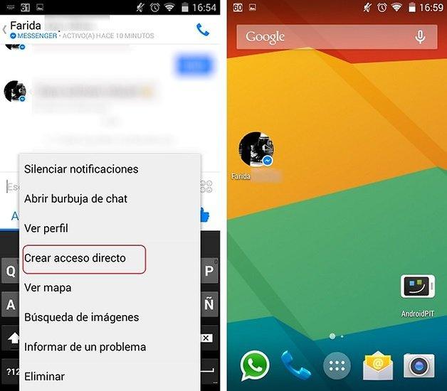 facebook messenger funciones androidpit