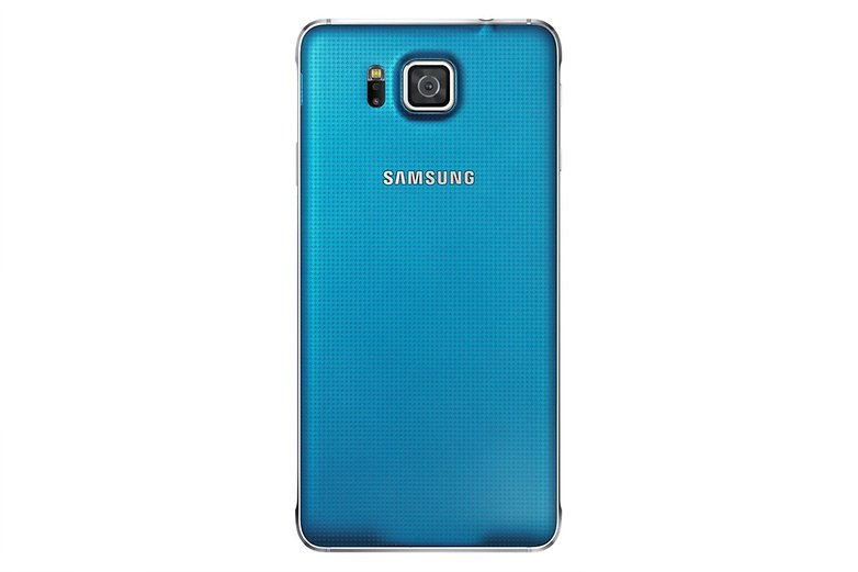 galaxy alpha blue