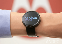Moto 360 Android Wear update improves battery life