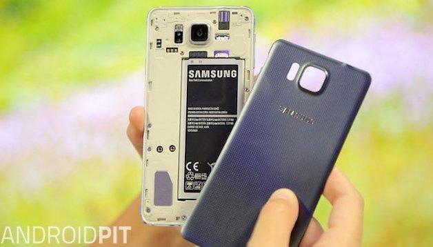Galaxys com bateria fixa: a Samsung planeja uma mudança?