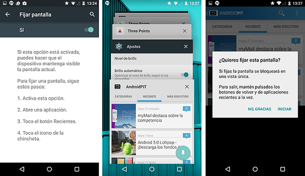 software funciones android lollipop 3
