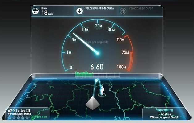 speedtest oakla