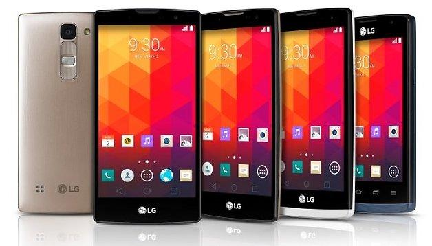 LG confirma su nueva gama media con Lollipop para el MWC 2015