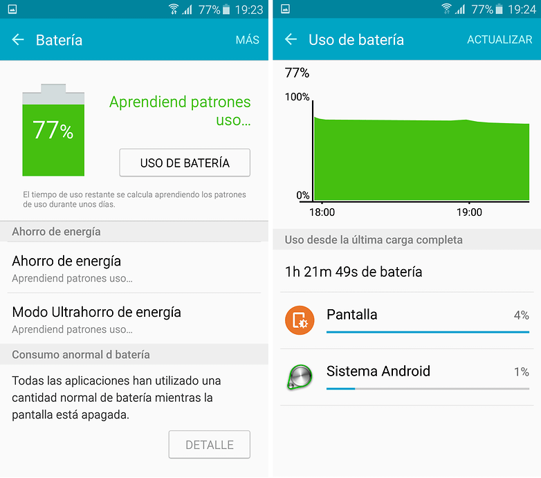 bateria galaxy s6 edge