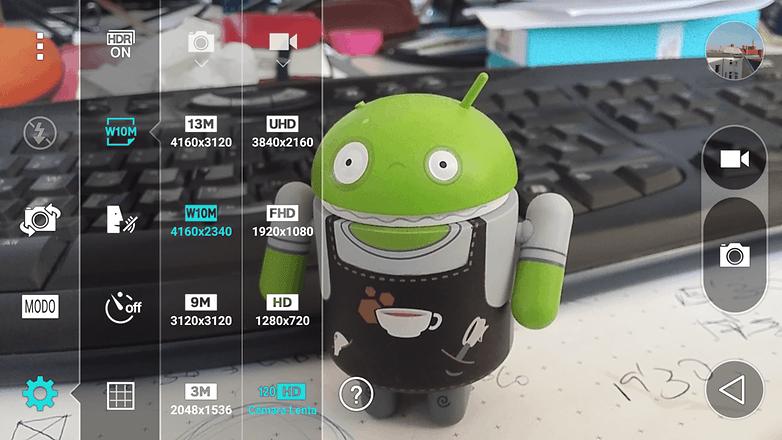 camara lg g flex 2 androidpit