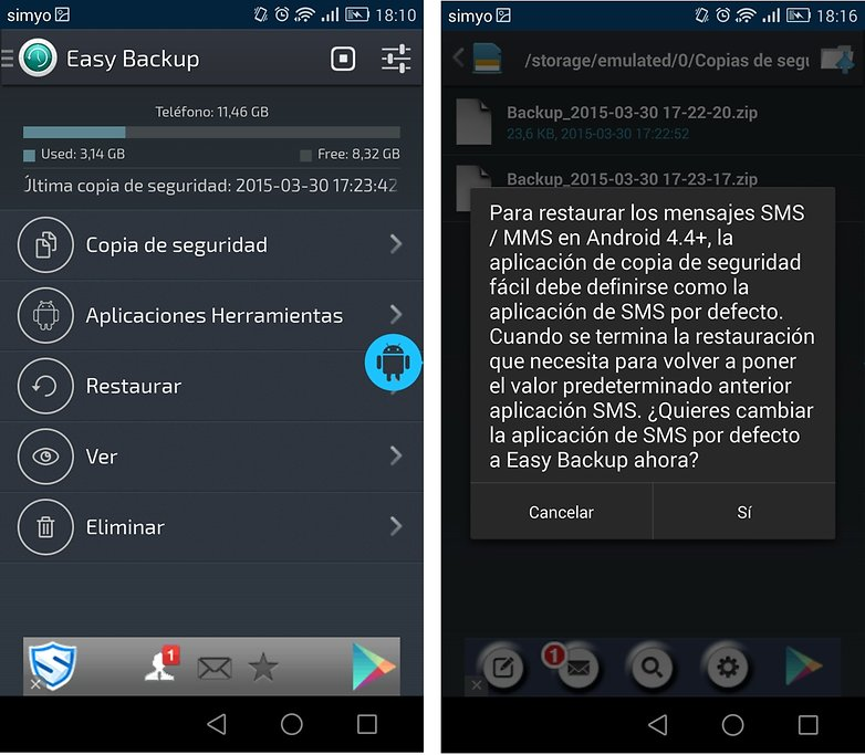 easy backup androidpit 2