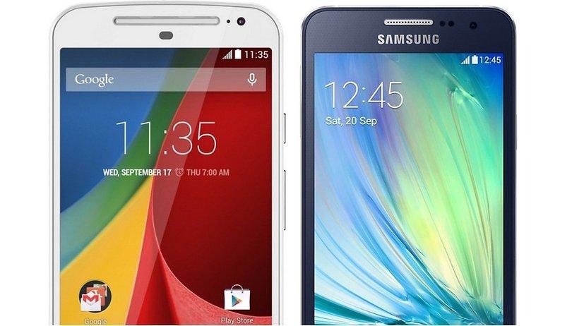 Moto G 2014 vs. Galaxy A3 - qual vale a pena comprar agora?