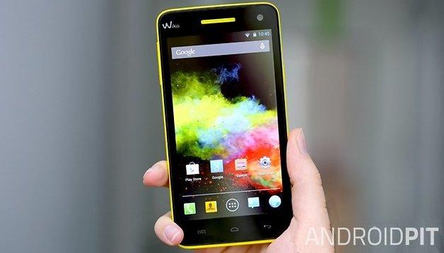 Análisis de Wiko Rainbow, un smartphone barato lleno de color