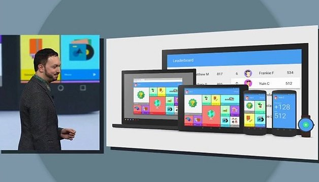 Android L - Desarrollar en Android como si fuera en un papel y nuevas funciones