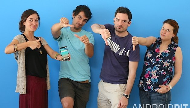 LG G3 - Opinión de los redactores de AndroidPIT