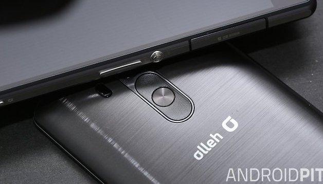 Comparación LG G3 vs Sony Xperia Z2 en vídeo
