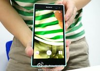 Sony Xperia Selfie - Llega el primer smartphone con flash en la cámara frontal