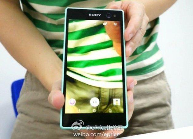 Phone Xperia selfie 1 640x462