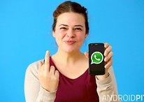 """WhatsApp incluirá como emoticonos la """"peineta"""" y el saludo de Star Trek"""