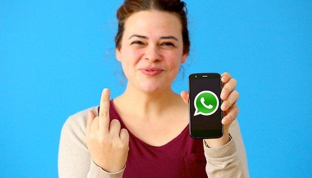 WhatsApp vai mostrar o dedo do meio por você