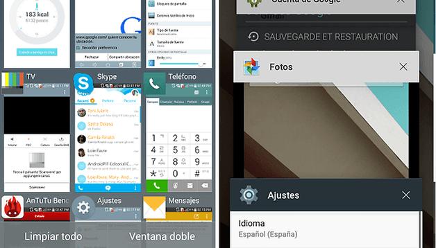 Los usuarios opinan: ¡Botón para cerrar todas las aplicaciones abiertas ya!