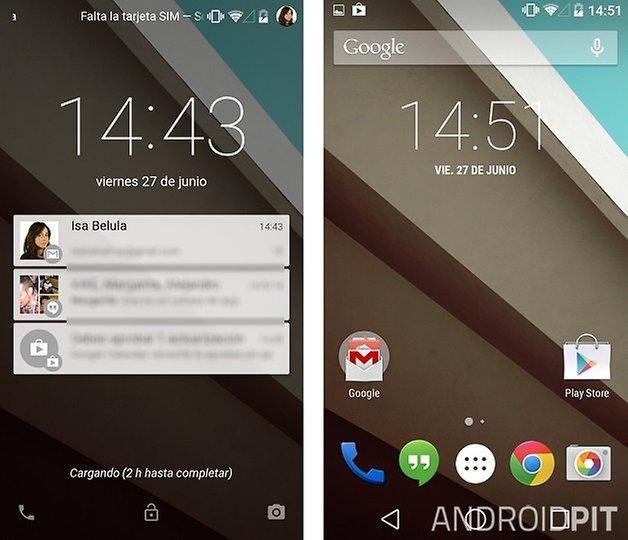 pantalla bloqueo android l androidpit