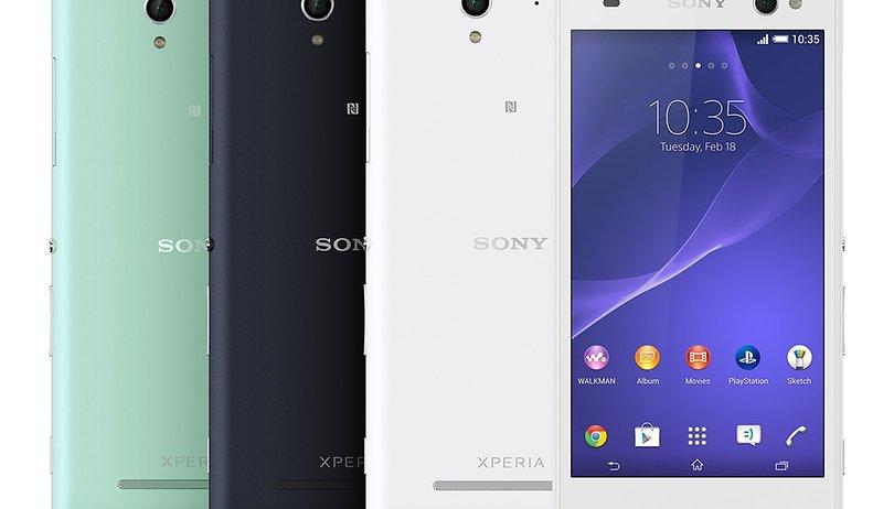 Il Sony Xperia C3 è ufficiale!