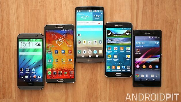 top android devices androidpit