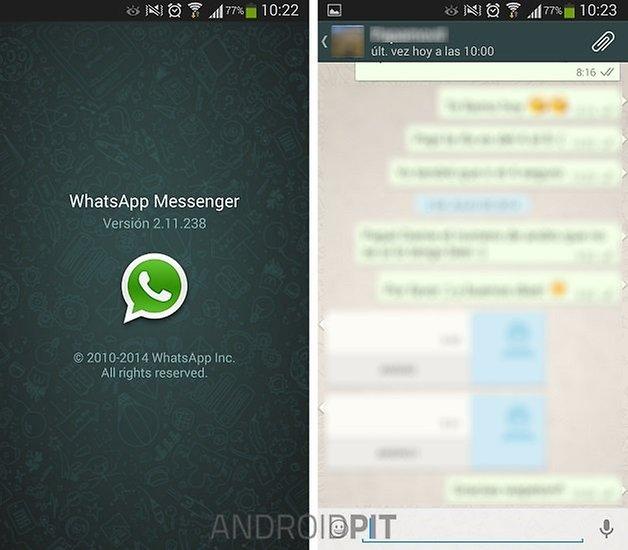 whatsapp actualizacion androidpit