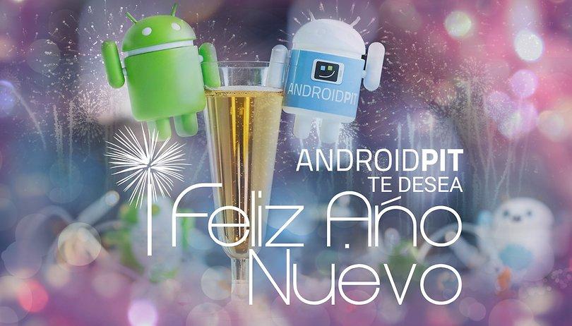 ¡AndroidPIT os desea un Feliz Año Nuevo!