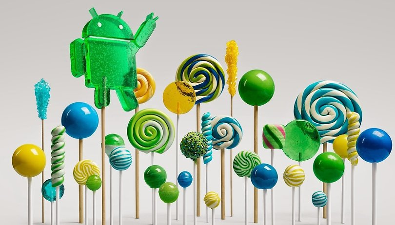 ¡Android 5.0 Lollipop es oficial!