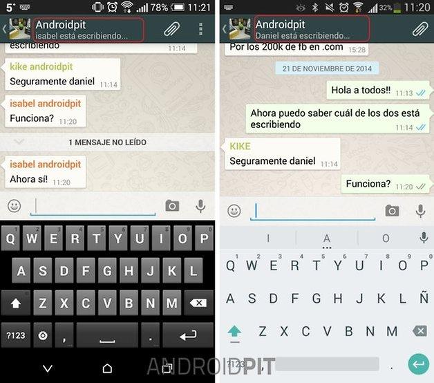 actualizacion whatsapp androidpit