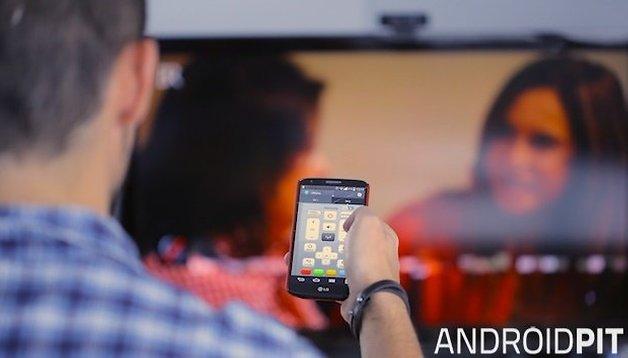 Cómo configurar tu Galaxy S4 como mando a distancia