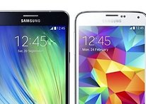 Samsung Galaxy A7 vs Samsung Galaxy S5 - Comparación