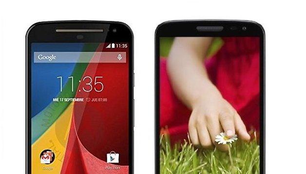 Moto G vs LG G2 Mini - Comparamos dos Android que cuestan lo mismo