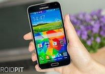 10 problemas del Samsung Galaxy S5 y sus soluciones