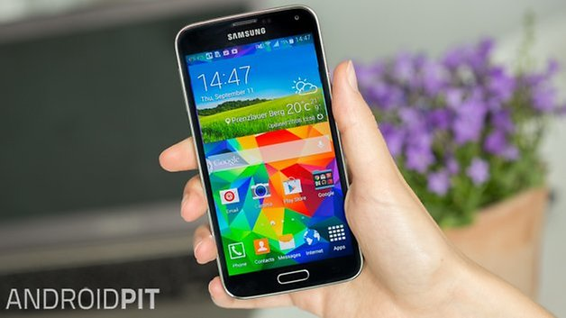 samsung galaxy s5 androidpit