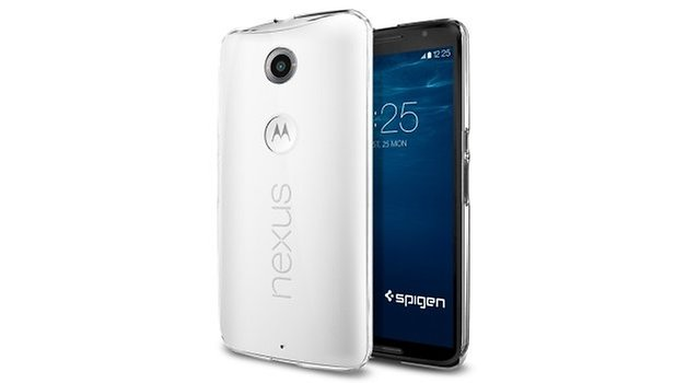 spigen thinfit crystal nexus6 edit