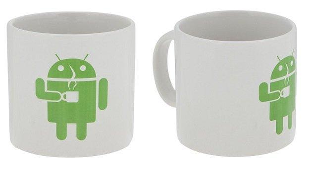 taza android 2