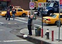 La realidad desde los ojos de Google - Nine Eyes - Imágenes curiosas de Google Street View