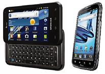 Os presentamos dos nuevos teléfonos Android: Samsung Captivate Glide y Motorola Atrix 2