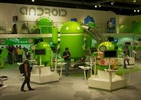Android Land no MWC: o mundo dos robôs verdes