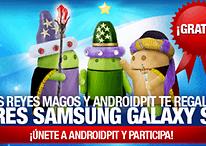 ¡Gana un Samsung Galaxy S2! - Concurso AndroidPIT (Vídeo)
