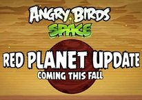 Angry Birds Space Red Planet - La NASA no es la única que visita marte