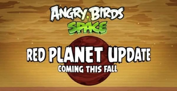 angry birds space red planet marte nasa