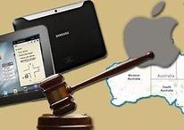"""Apple rechaza la oferta de Samsung en Australia - Busca mantener el """"status quo"""""""