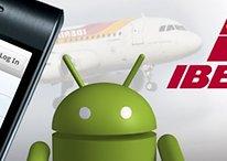 Toda la información de tu vuelo Iberia en tu móvil Android