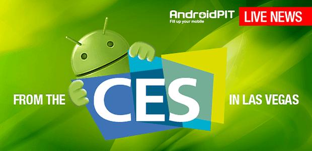 CES 2013 dispositivos