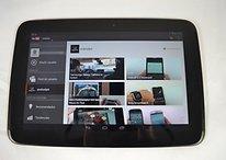 YouTube en tablets recibe una actualización que trae nueva interfaz