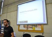 Hablamos sobre AR con Pedro Gómez, desarrollador de Droiders