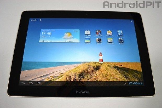 mediapad 10 display