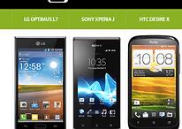 Smartphones Android por 200 € - Te recomendamos 3