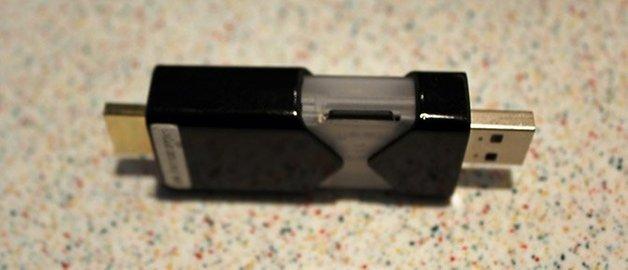 unidad USB procesador de doble núcleo